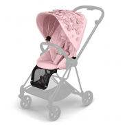 Луксозна тапицерия за седалка Cybex Mios Lux Simply Flowers Pale Blush