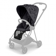 Луксозна тапицерия за седалка Cybex Mios Lux Simply Flowers Dream Grey